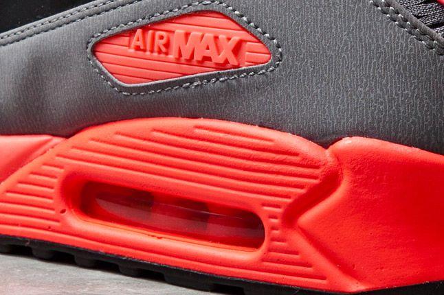 Nike Air Max 90 Em Grey Fluro 5 1