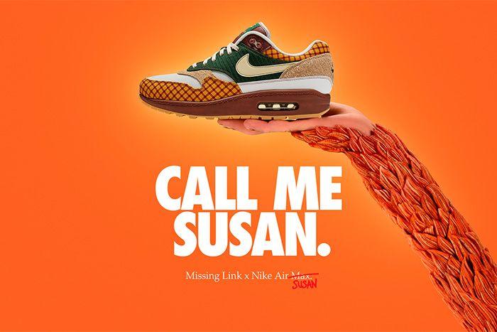 Nike Air Max 1 Susan Missing Link 1