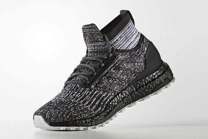 Adidas Ultraboost Atr Mid Oreo Black White 7