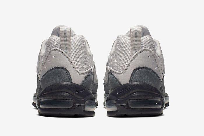 Nike Air Max 98 Vast Grey Dark Grey 640744 111 Heels