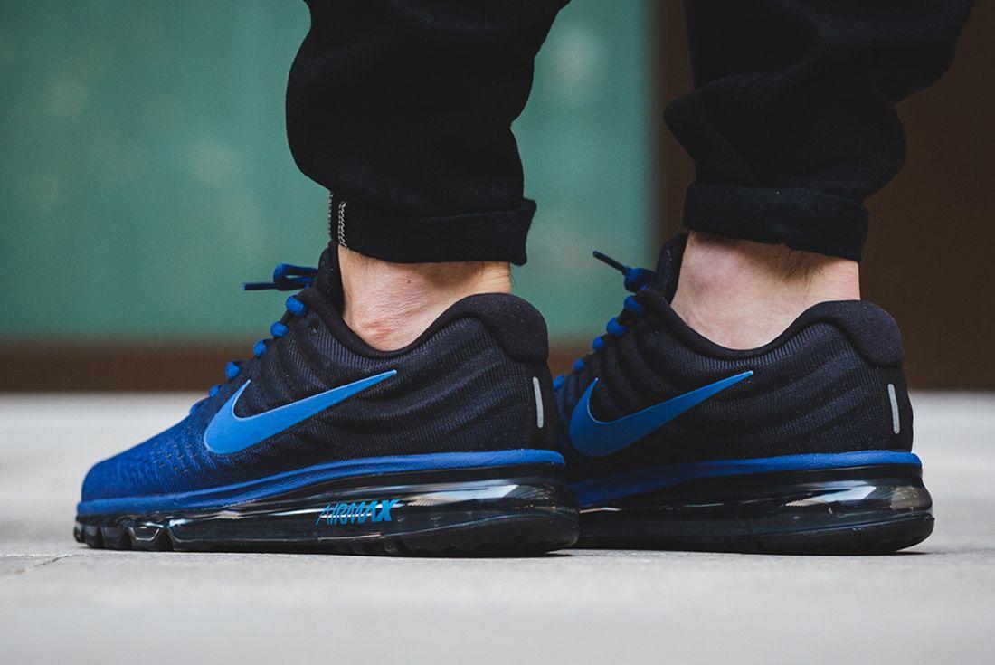 Nike Air Max 2017 (Deep Royal Blue