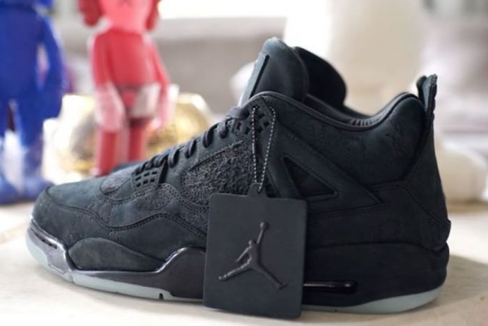 Kaws Gifts Dj Khaled Friends Family Air Jordan 4S Wider Release Rumoured