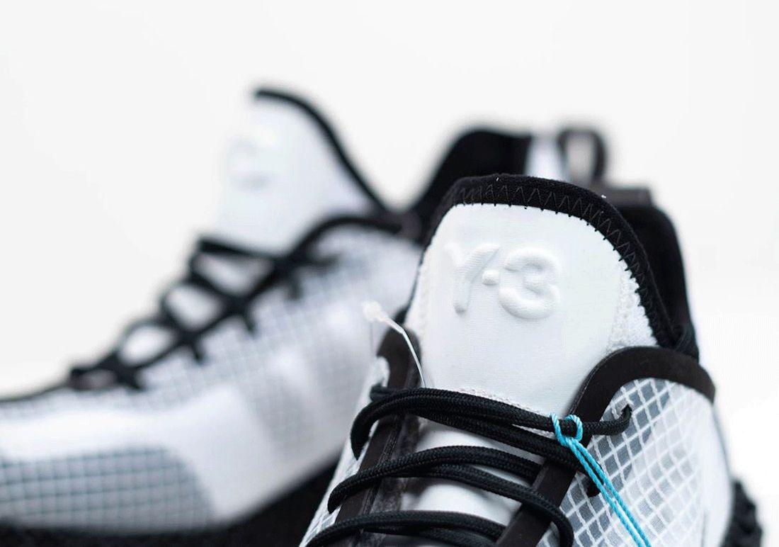adidas Y3 Runner 4D IO Tongue