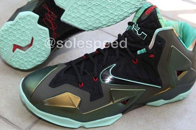 Nike Lebron Xi First Look Profile
