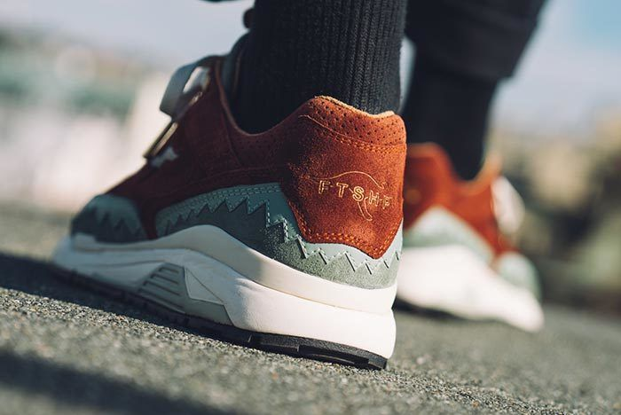 Footshop × Kangaroos Ultimate 3 — The City Of A Hundred Spires 14