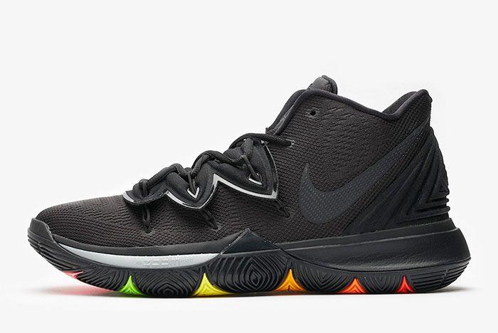 Nike Kyrie 5 Rainbow Left