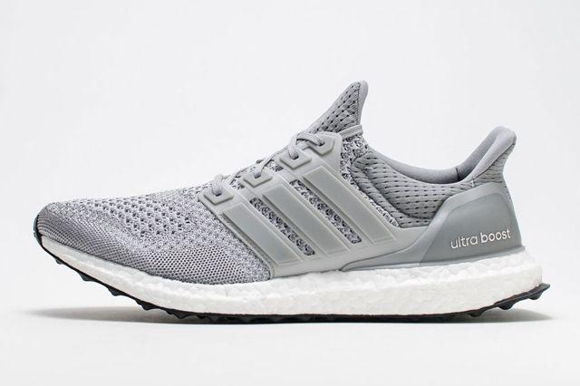 Adidas Ultra Boost Silver 5