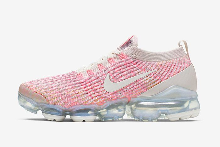 Nike Air Vapormax 3 0 Wmns Aj6910 008 Sunset Left Side Shot