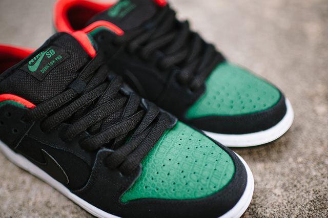 Nike Sb Dunk Low Gucci 5