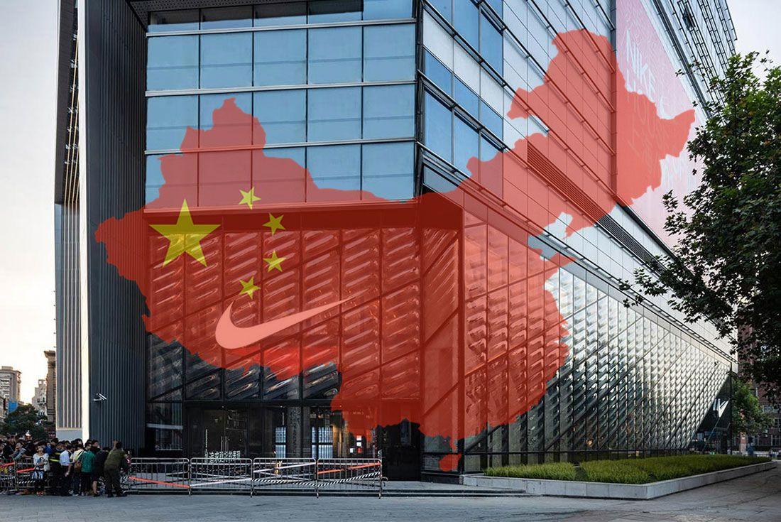 Nike Shanghai 001 New Innovative Store 05 Coronavirus