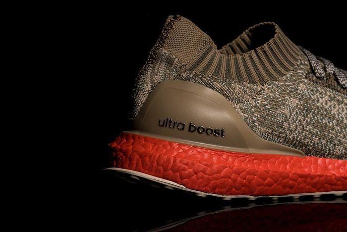 Adidas Ultra Boost Uncaged Tan Orange New York 5