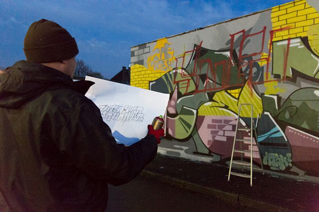 Interview Snkr Frkr Germany Talk Graff And Sneaks With Atom And Besser 4