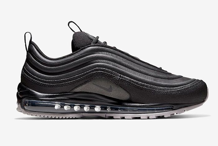 Nike Air Max 97 Winter Utlity Black Lateral Inside