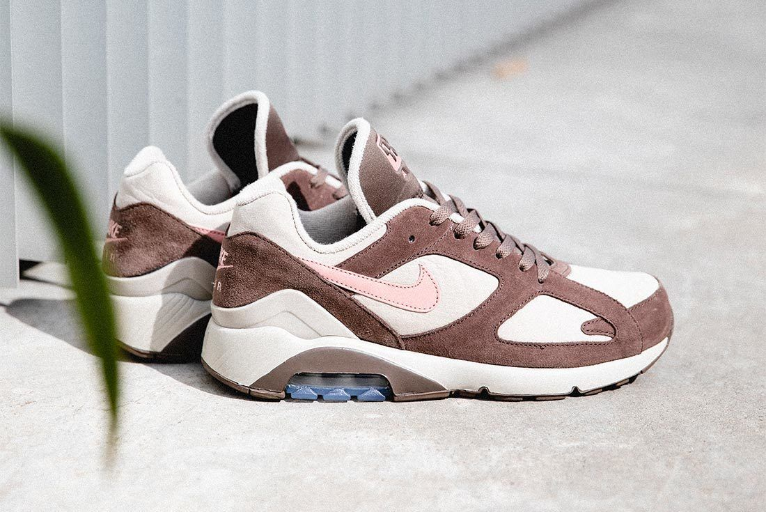 Nike Air Max 180 Rust Pinkbaroque Brown 2