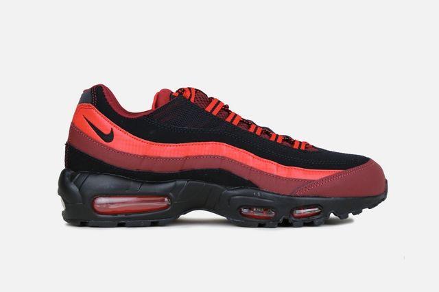 Nike Am95 Team Red Black Uni Red 2