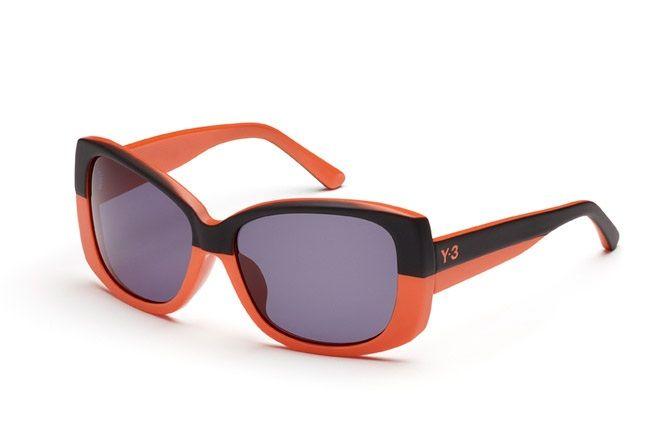 Y3 Iodama Orange Black Sharp 1