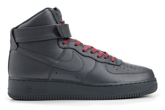 Nike Air Force 1 Hi Black 1