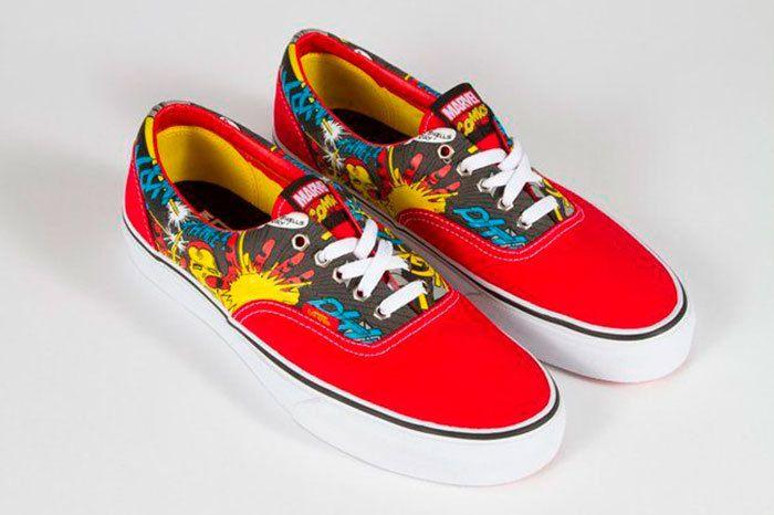 Vans Marvel Avengers Collection Sneaker Freaker 5