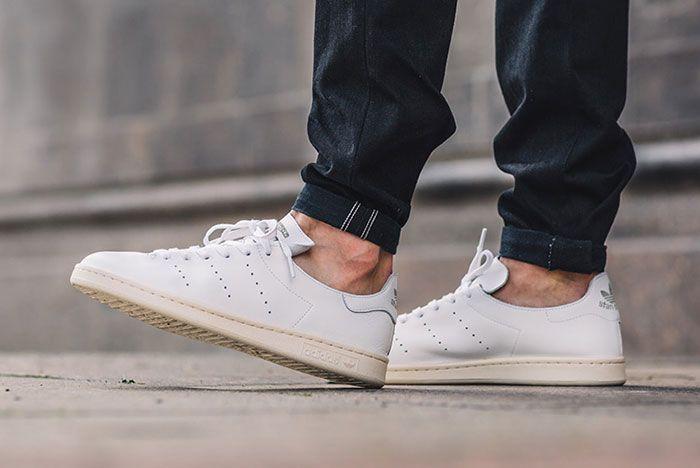 Adidas Stan Smith Leather Sock 8