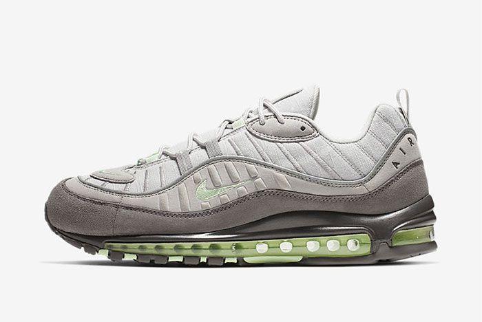 Nike Air Max 98 Vast Grey 5