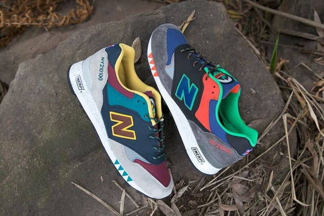 New Balance 577 Napes Pack Hypedc 1