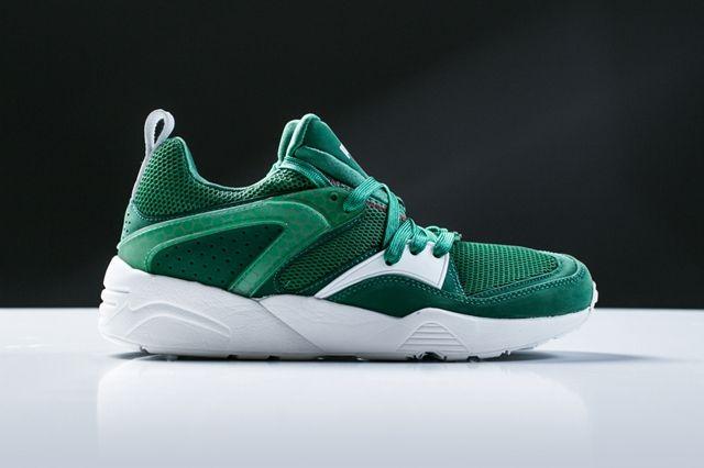 Puma Green Box Pack 11