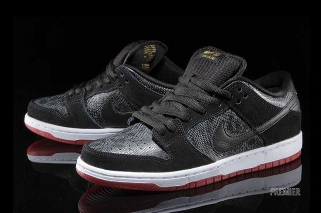 Nike Sb Dunk Low Snake Eyes 2