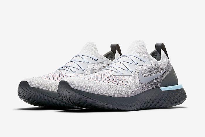 Nike Epic React Flyknit Paris Av7013 200 Release Date 4 Sneaker Freaker