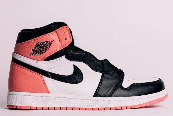 Air Jordan 1 Rust Pink 1