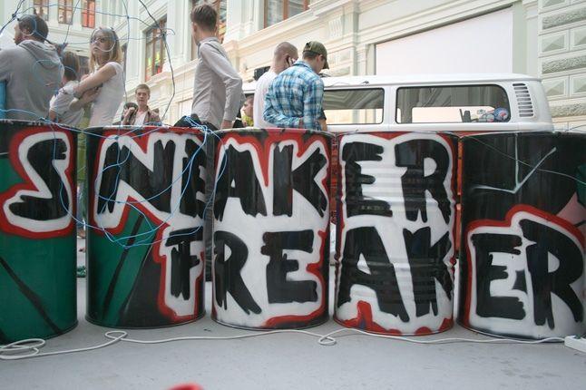 Sneaker Freaker Russia Launch 16 1