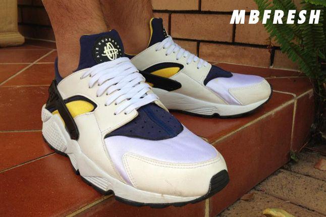 Mbfresh Nike Huarache 1