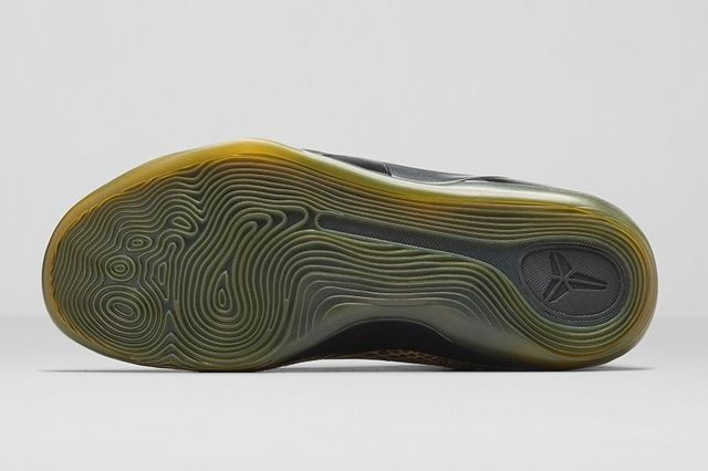 Nike Kobe 9 Ext Snakeskin Bump 6