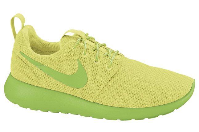 Nike Roshe Run Womens Liquid Lime 01 1