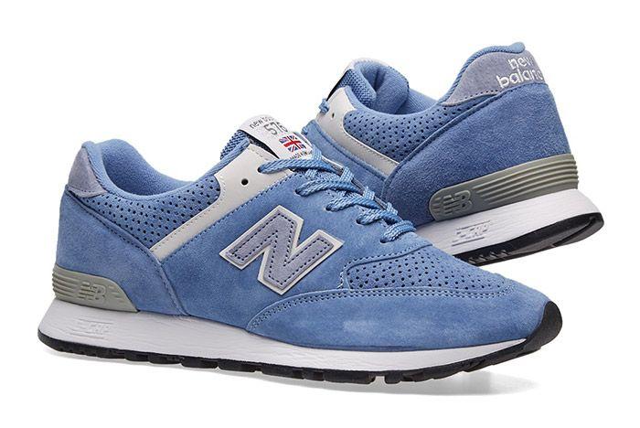 New Balance 576 Womens Blue 2