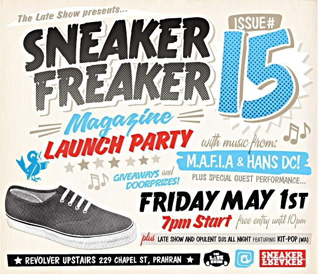 Issue 15 Melbourne Launch 1