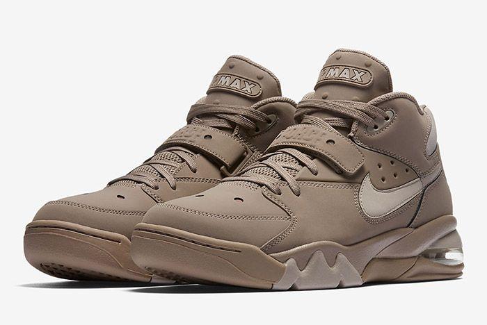 Nike Air Force Max Tan 7 Sneaker Freaker