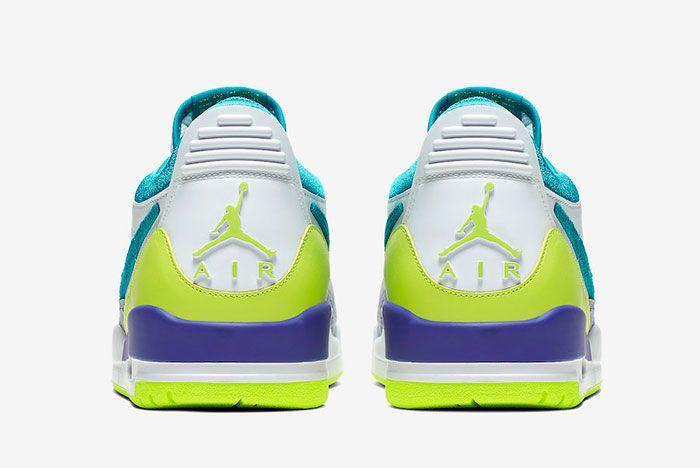 Just Don Jordan Legacy 312 Low Cd7069 103 Release Date 5 Heel