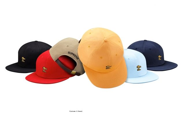 Supreme Ss15 Headwear Collection 33