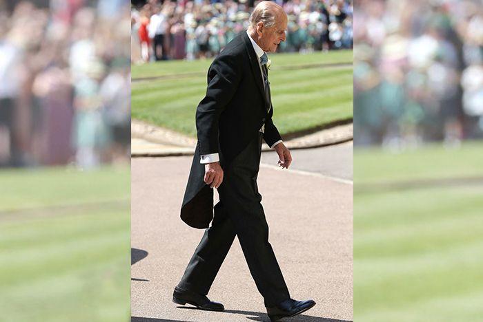 Prince Philip Royal Wedding 1