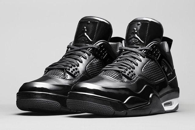 Jordan 11 Lab4 Black White 1