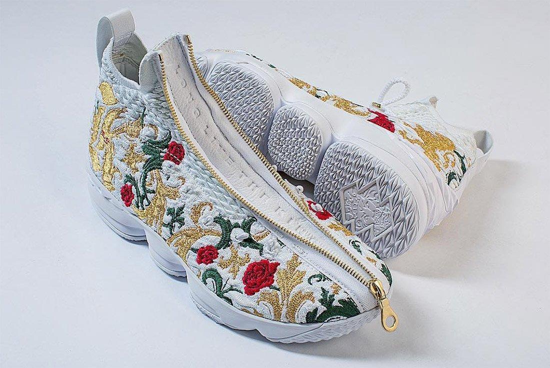 Nike Lebron 15 Long Life The King 1