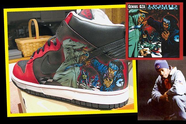 Mache Custom Kicks 8