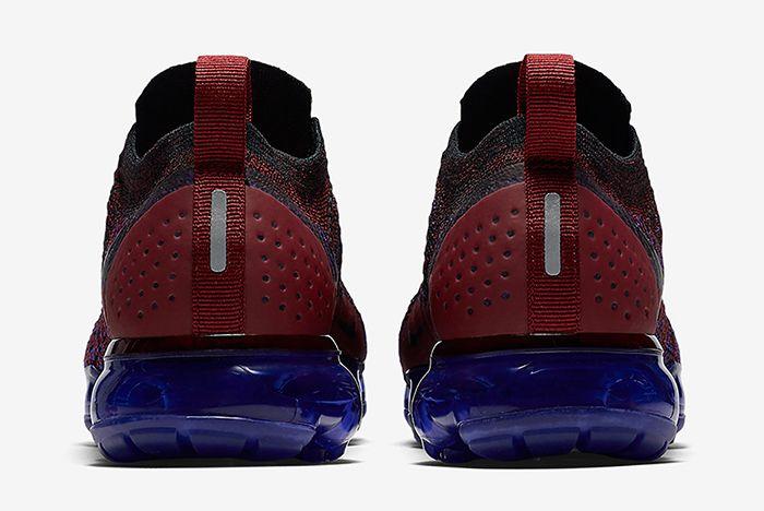 Nike Vapormax 2 0 Team Red Game Royal 2 Sneaker Freaker