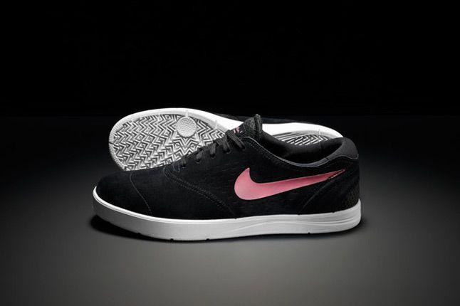 Nike Sb Koston 2 Black Pink Pair Side 11