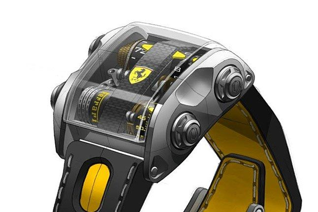 Ferrari Watch 2 1