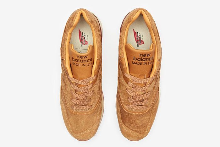 Red Wing Shoes New Balance 997 M997 Rw Top