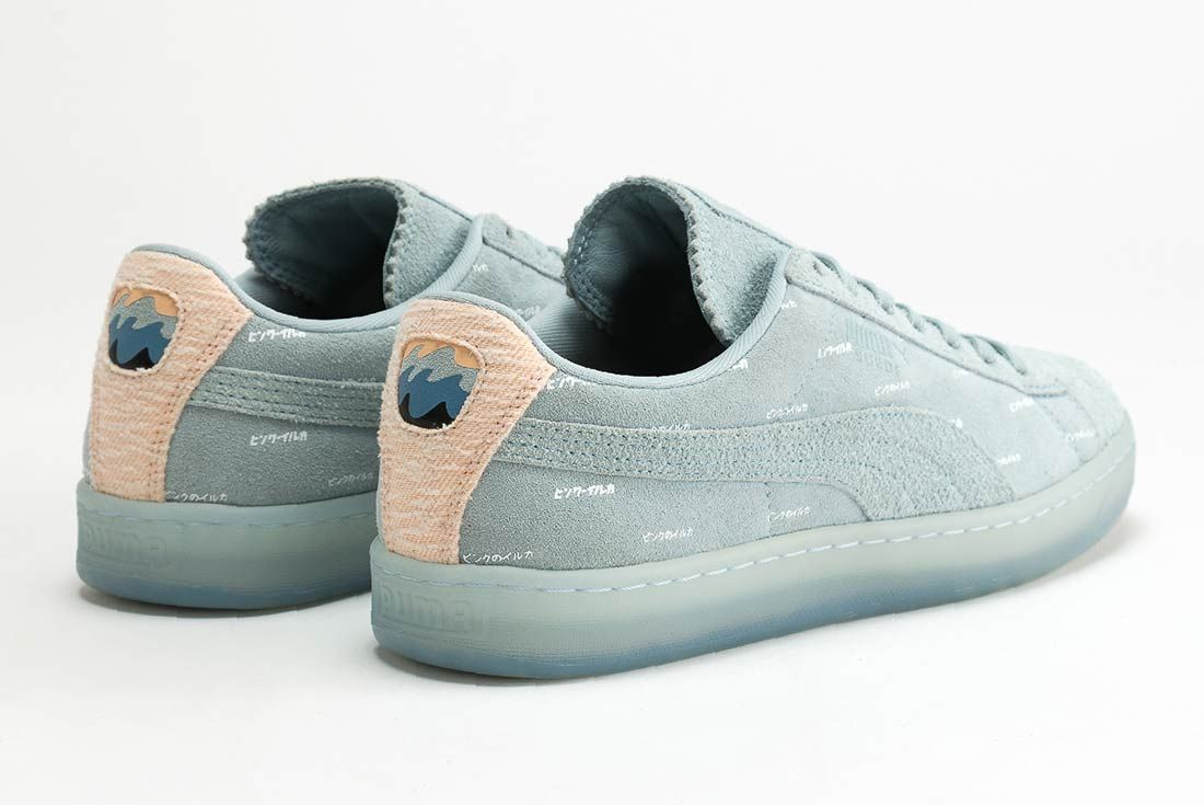 Pink Dolphin X PUMA Suede V2 Pack