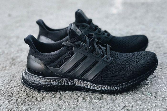Adidas Ultra Boost Triple Black 5