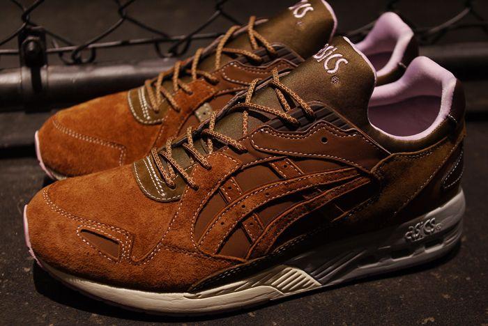 Mita Sneakers X Asics Gt Cool Xpress Lotus Pond1