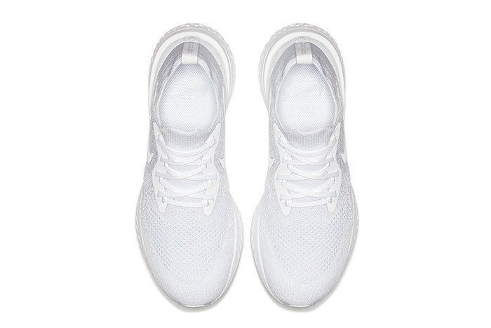 Nike Epic React White 3